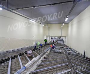 ЖК «Город на Реке Тушино-2018»: ход строительства квартала №1