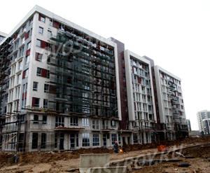 ЖК «Испанские кварталы»: ход строительства дома №12.1