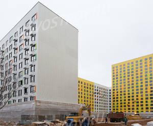 ЖК «Бунинские луга»: ход строительства корпуса №1.4.1