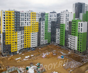 ЖК «Бутово-Парк 2»: ход строительства корпуса №28.1