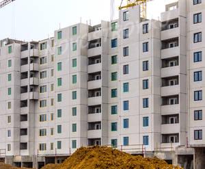 ЖК «Новые Ватутинки» (мкр. Центральный): ход строительства корпуса №4.2