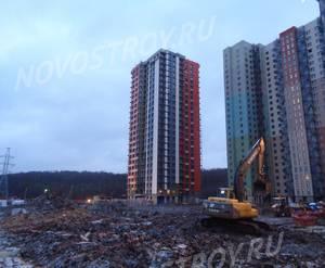 ЖК «Мир Митино»: ход строительства