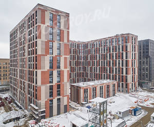 ЖК «ЗИЛАРТ»: ход строительства дома №3