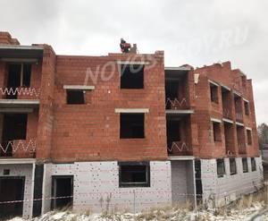 ЖК «Томилино»: ход строительства дома №10 из группы дольщиков