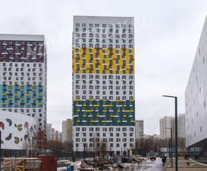 ЖК «Варшавское Шоссе 141»: ход строительства корпуса №5