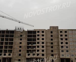 ЖК «Красногорский»: ход строительства корпуса №19