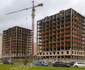 ЖК «Восточное Бутово»: ход строительства корпуса №17,18