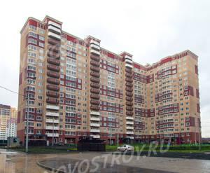 ЖК «Восточное Бутово»: ход строительства корпуса №22