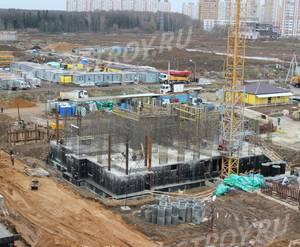 ЖК «Первый Московский»: ход строительства
