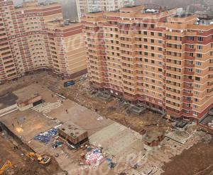 ЖК «Зеленые аллеи»: ход строительства корпуса №2.3
