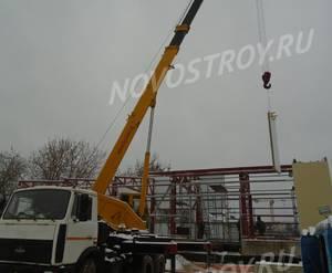 ЖК «Центральный» (Звенигород): ход строительства котельной