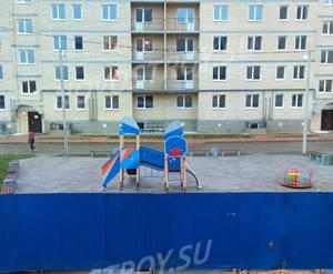 ЖК «Ново-Антропшино»: ход строительства дома №5 из группы застройщика