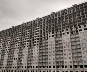 ЖК «Десяткино 2.0»: ход строительства корпуса №1