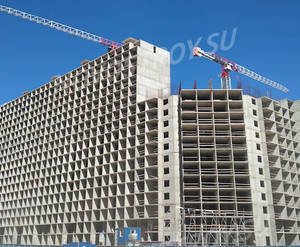 ЖК «Десяткино 2.0»: ход строительства корпуса №2