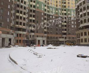 ЖК «Две столицы»: ход строительства корпуса №12