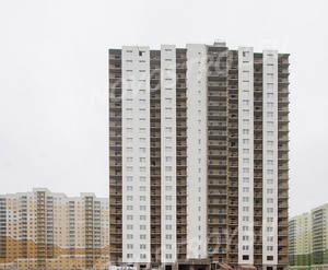 ЖК «Новая Охта. На речке»: ход строительства корпуса №1