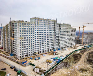 ЖК «Эко Видное 2.0»: ход строительства