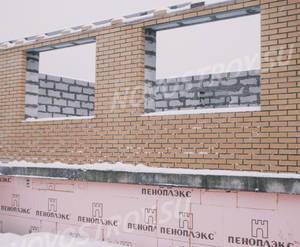 Малоэтажный ЖК «Итальянский квартал»: ход строительства дома №5