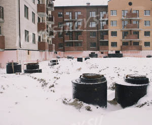 Малоэтажный ЖК «Итальянский квартал»: канализация