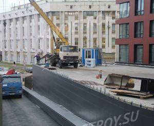 ЖК «Новый город»: ход строительства