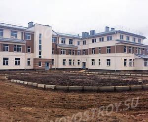 Малоэтажный ЖК «Петровская мельница»: ход строительства корпуса №D2