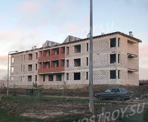 Малоэтажный ЖК «Петровская мельница»: ход строительства корпуса №C5
