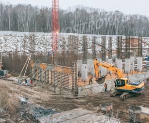 МФК «Спутник»: ход строительства корпуса №5
