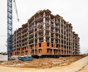 ЖК «Город-событие «Лайково»: ход строительства дома №19