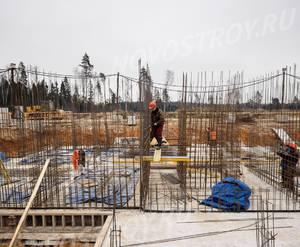ЖК «Лесобережный»: ход строительства дома №14