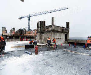 ЖК «Гринада»: ход строительства 2 очереди, корпус №5
