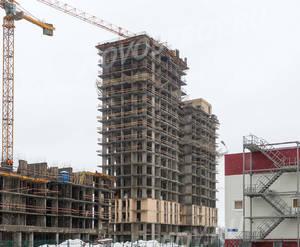 ЖК «Люберцы 2018»: ход строительства корпуса №38