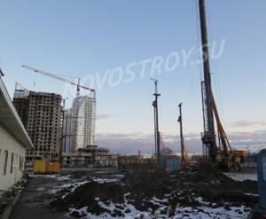 ЖК «Питер»: ход строительства