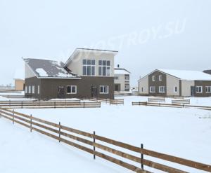 Малоэтажный ЖК «Покровское»: ход строительства