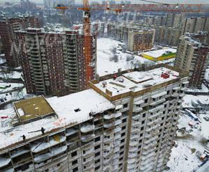 ЖК «на Новоколомяжском проспекте, 18»: из группы застройщика