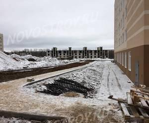 ЖК «Эко-Парк Вифанские пруды»: ход строительства