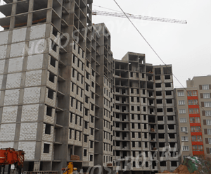 ЖК «Красково»: ход строительства 3 очереди