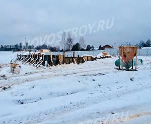 Малоэтажный ЖК «Зима & Лето»: ход строительства