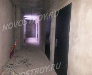 Малоэтажный ЖК «Пеликан»: ход строительства корпуса №3