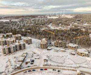 МЖК «Горки Парк»: ход строительства, декабрь 2017