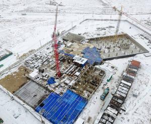 Малоэтажный ЖК «Неоклассика»: ход строительства 2-ой очереди