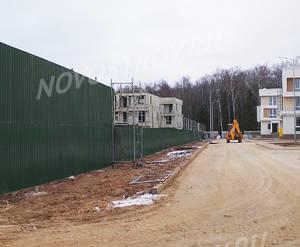 Малоэтажный ЖК «Лесная сказка» (Пучково): ход строительства