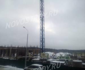 ЖК «Одинбург»: ход строительства корпуса №6