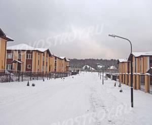 Малоэтажный ЖК «Кутузово клаб»: ход строительства