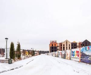 Малоэтажный ЖК «Парк Апрель»: ход строительства