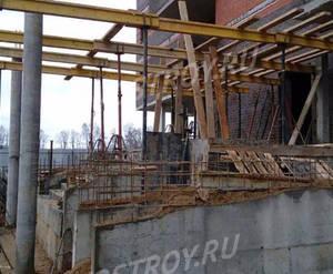 ЖК «Новый Клин»: ход строительства корпуса ГП 3