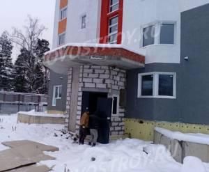 Малоэтажный ЖК «Новый квартал Бекасово»: ход строительства корпуса №3