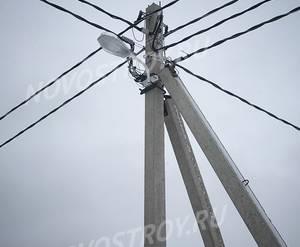 Поселок «ОлВиль»: электрификация