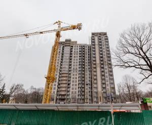 ЖК «Тимирязев парк»: ход строительства