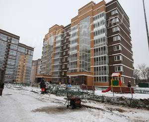 ЖК «Татьянин парк»: ход строительства корпуса №15