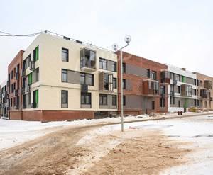 ЖК «Май»: ход строительства корпуса №8